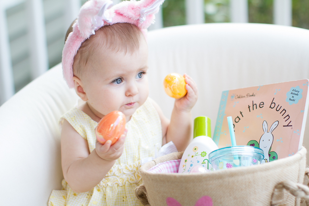 Baby first Easter ideas