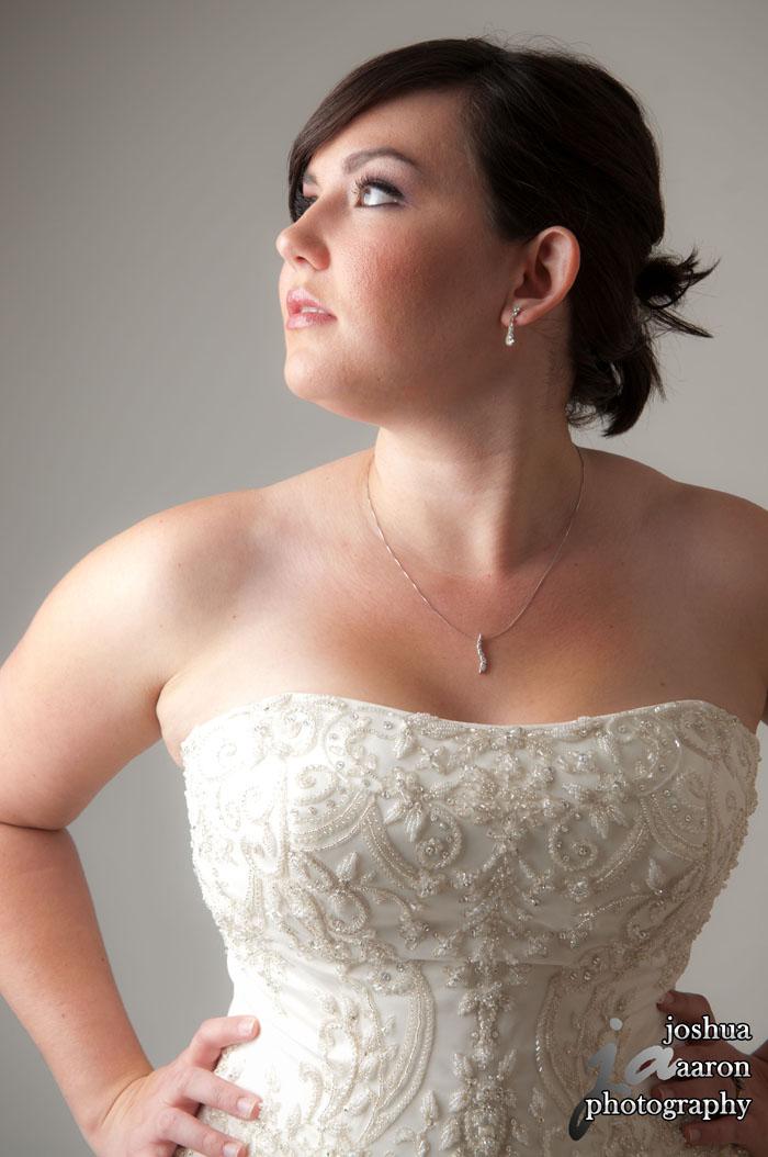 Aaron Bridal studio bridal portrait 3