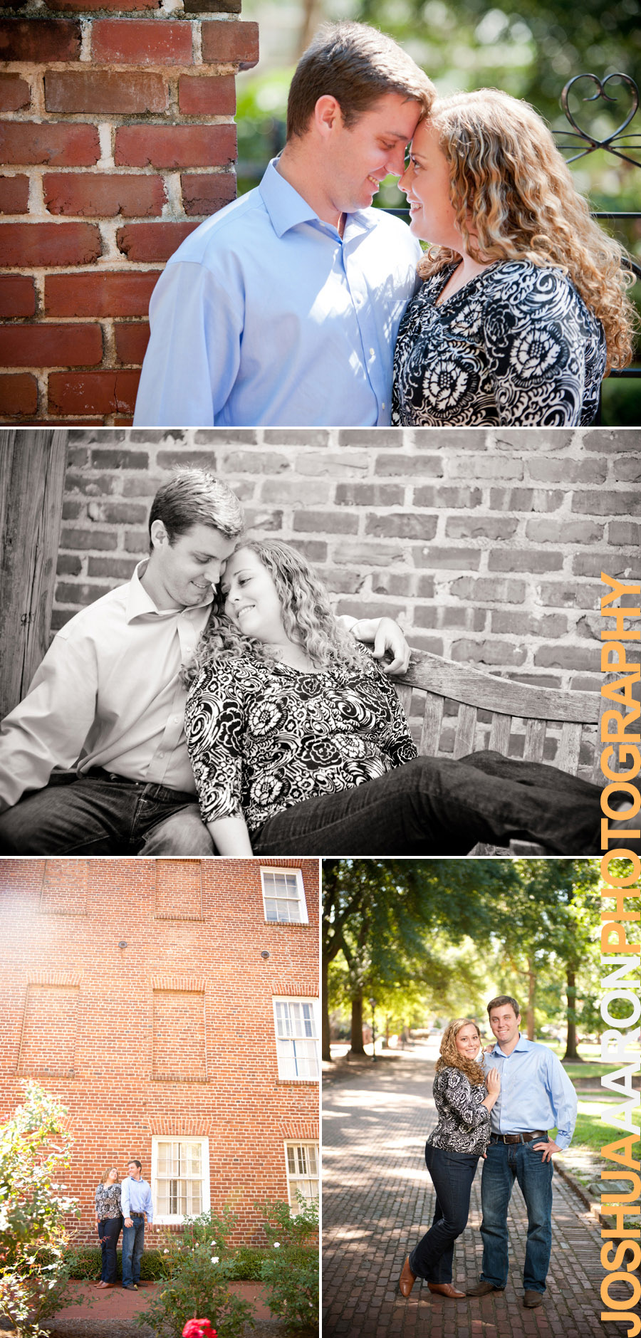 Engagement session at the University of South Carolina