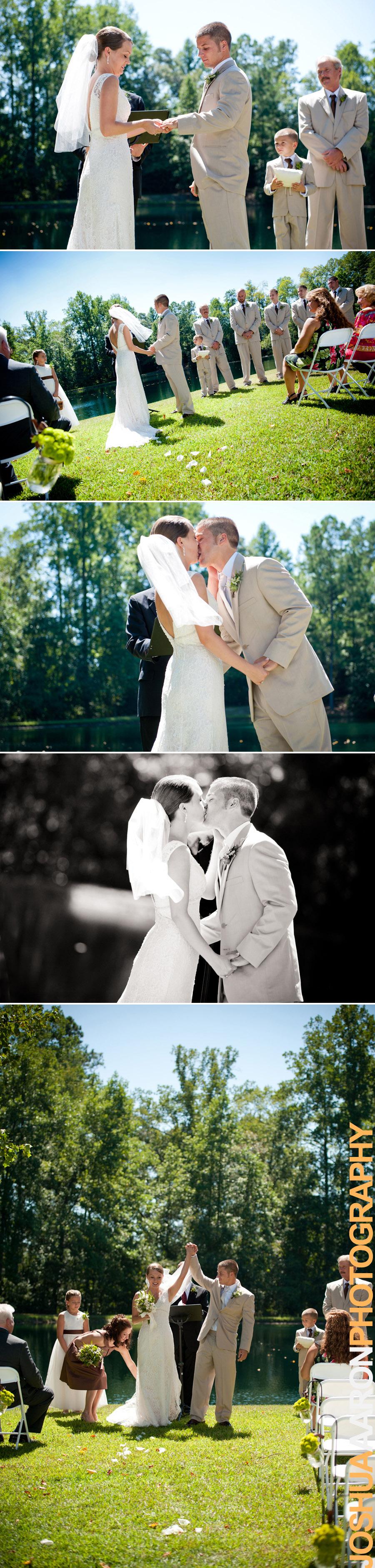 Wedding at T&S Farm