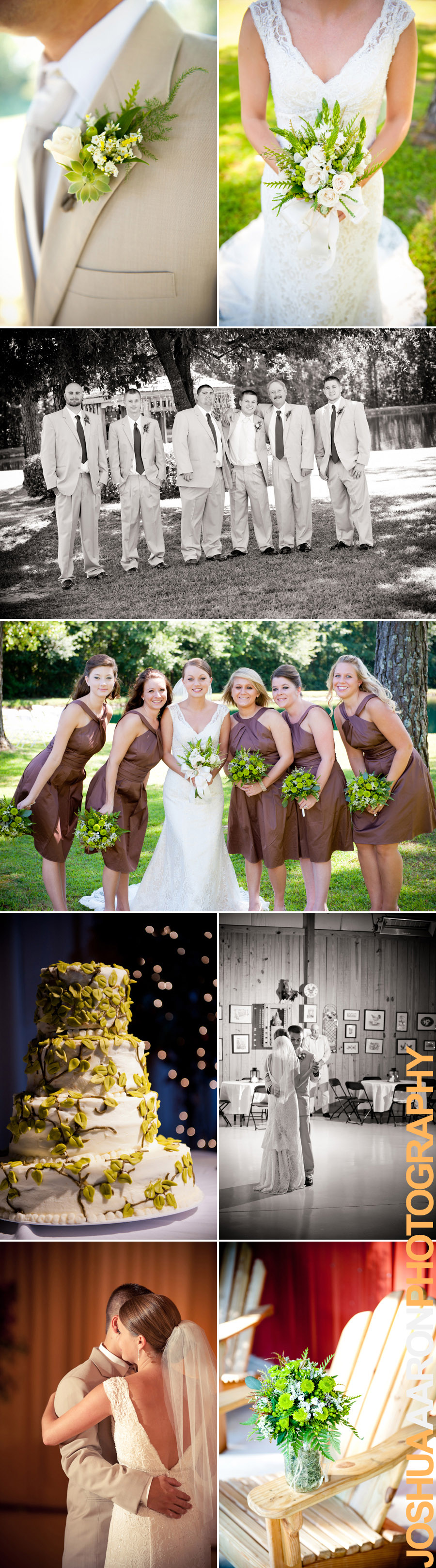 Wedding in Gilbert South Carolina