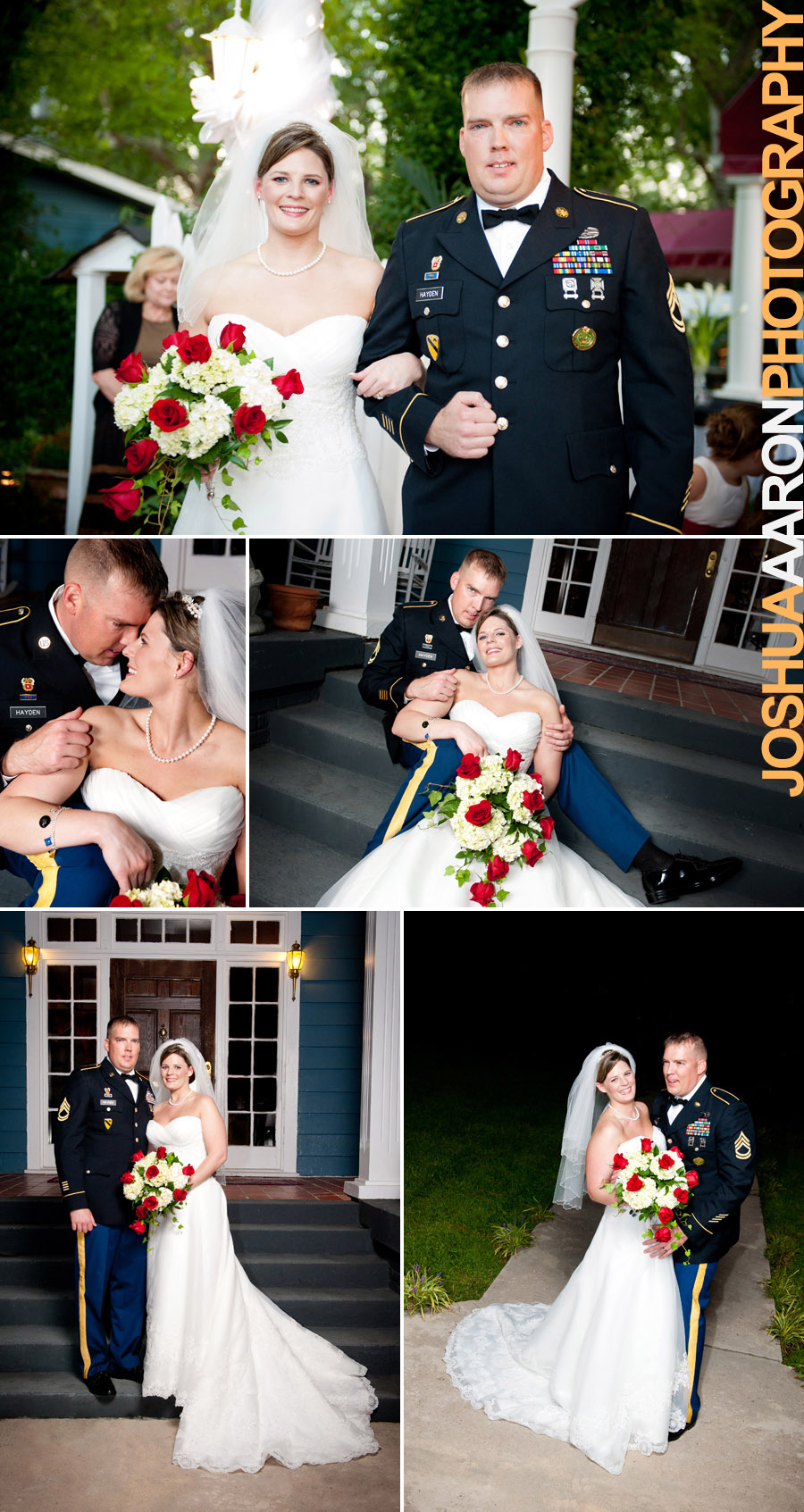 Amanda and Jason Wedding Reception at the Mitchell House