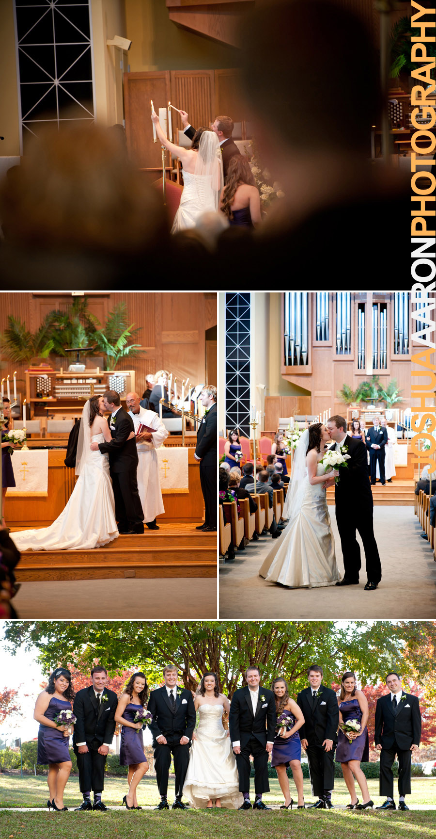 Kim Jeremy Wedding at Union United Methodist