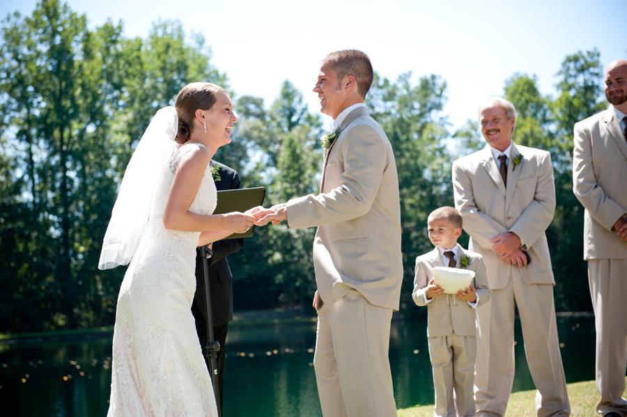 Rebecca and Tray Ceremony
