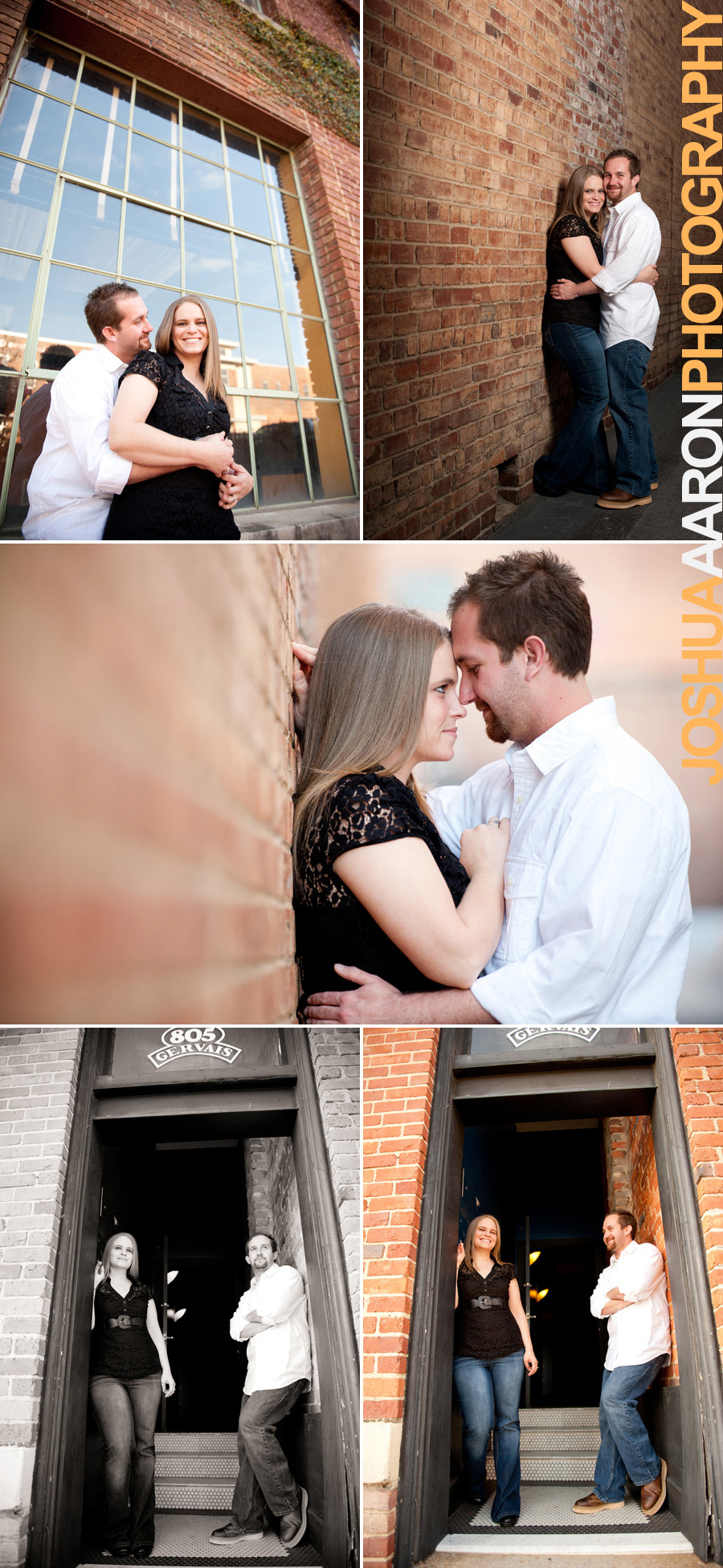 Engagements in Downtown Columbia