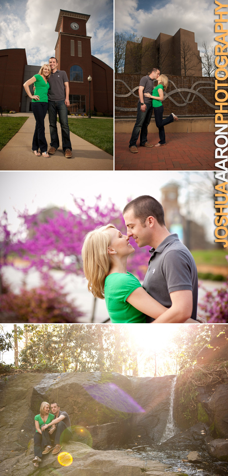 Sydney Phillips Engagements Greenville, SC