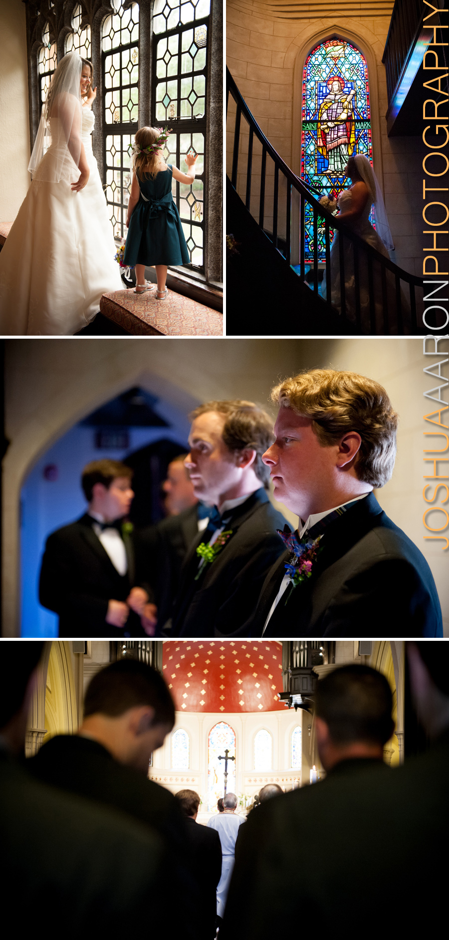 Shannon John Wedding at Trinity Episcopal Cathedral Downtown Columbia, SC
