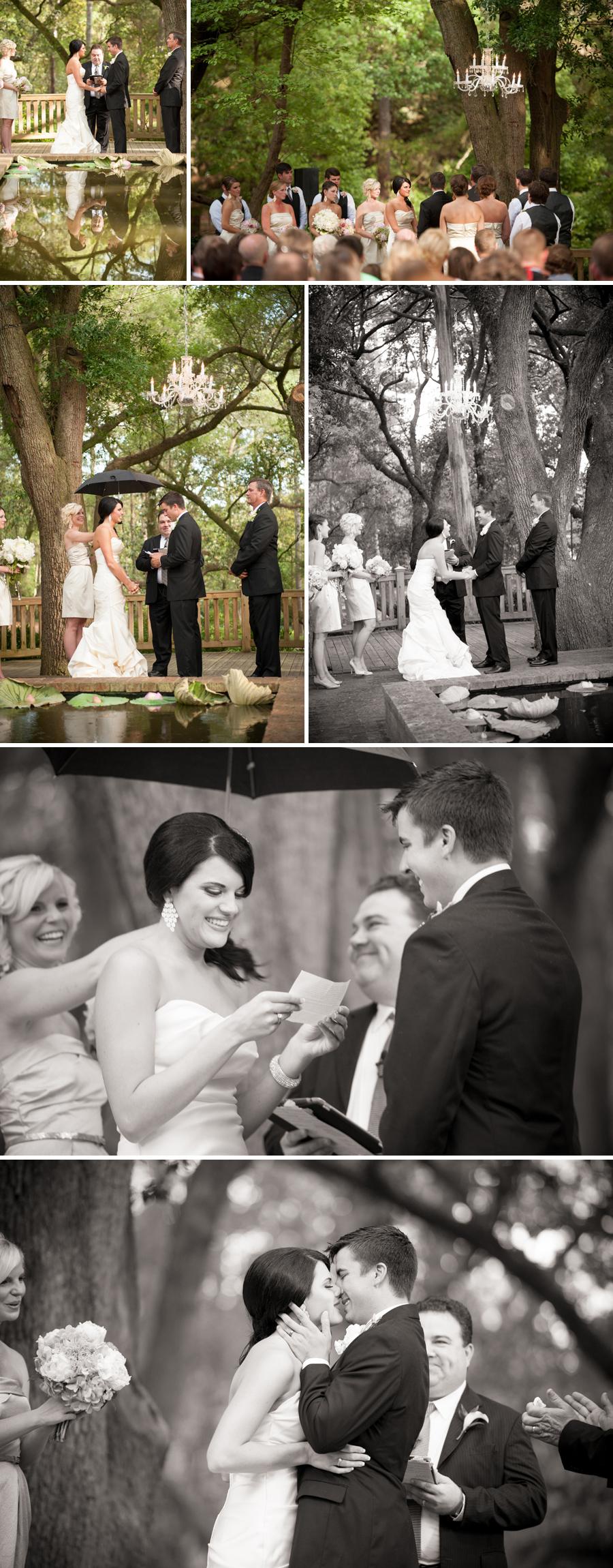 Madison and Charles Wedding at Hopeland Gardens
