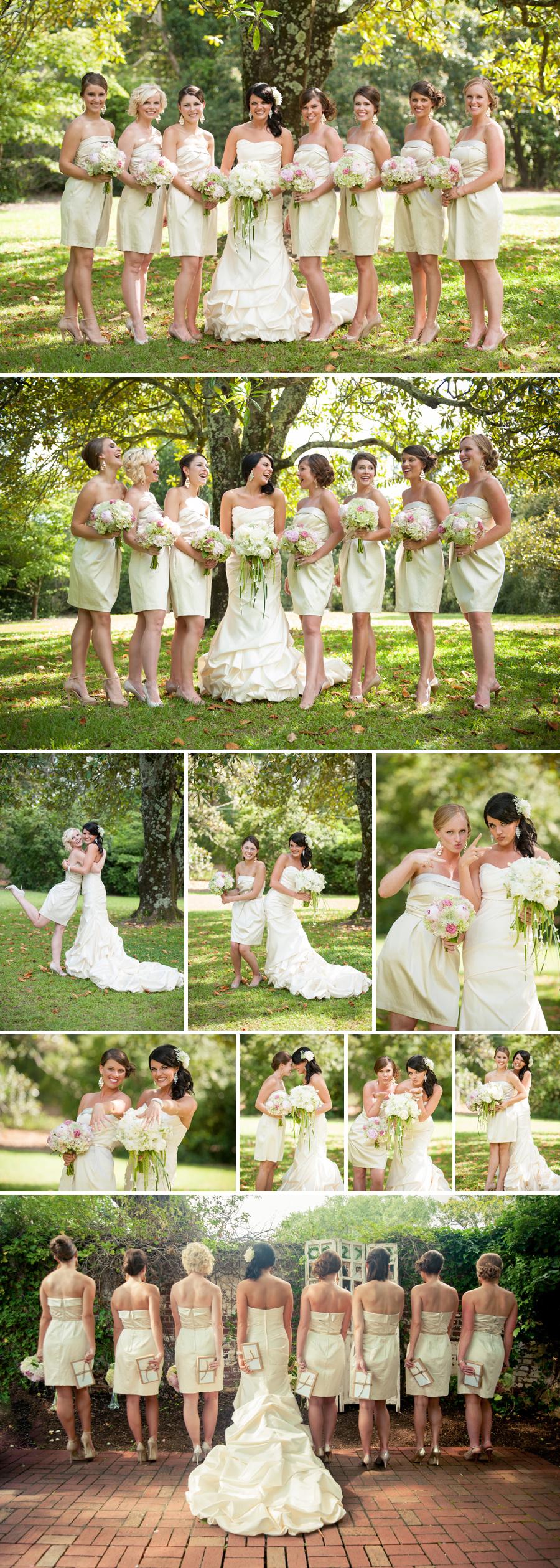 Madison Charles Fairy Tale Wedding At Hopeland Gardens