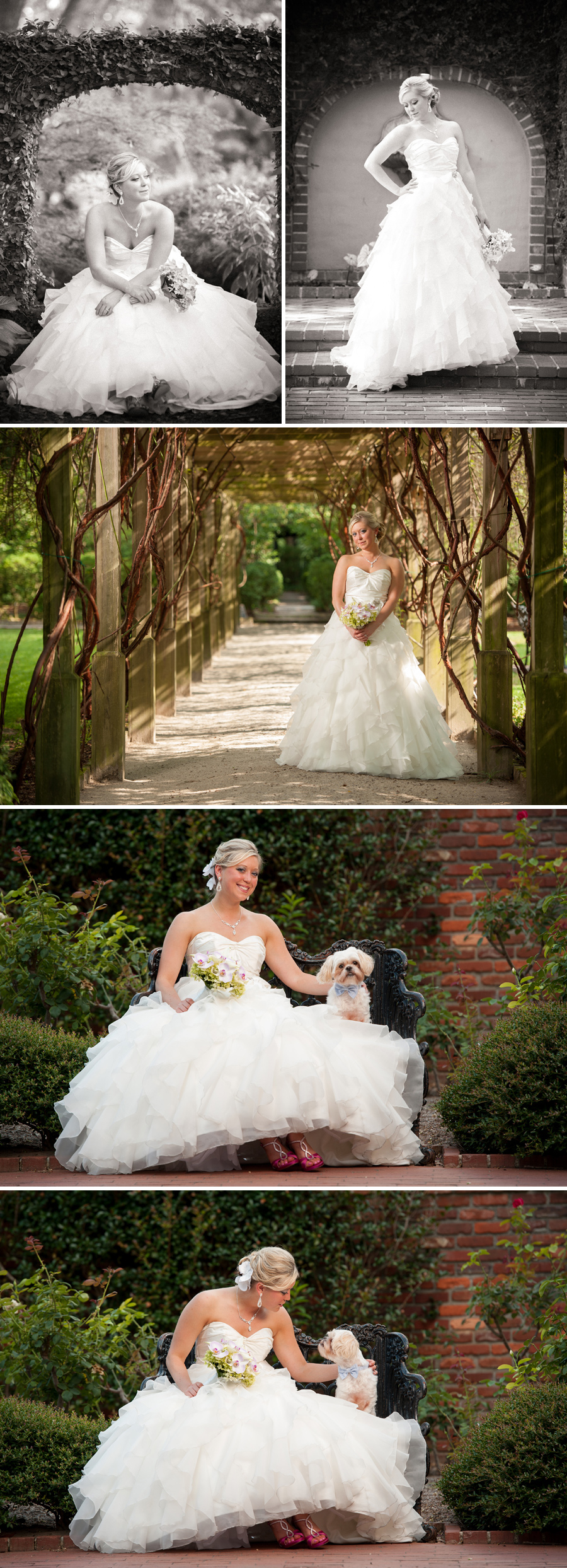 Lyndsay rocks her dress columbia sc bridal portrait for Wedding dresses in columbia sc