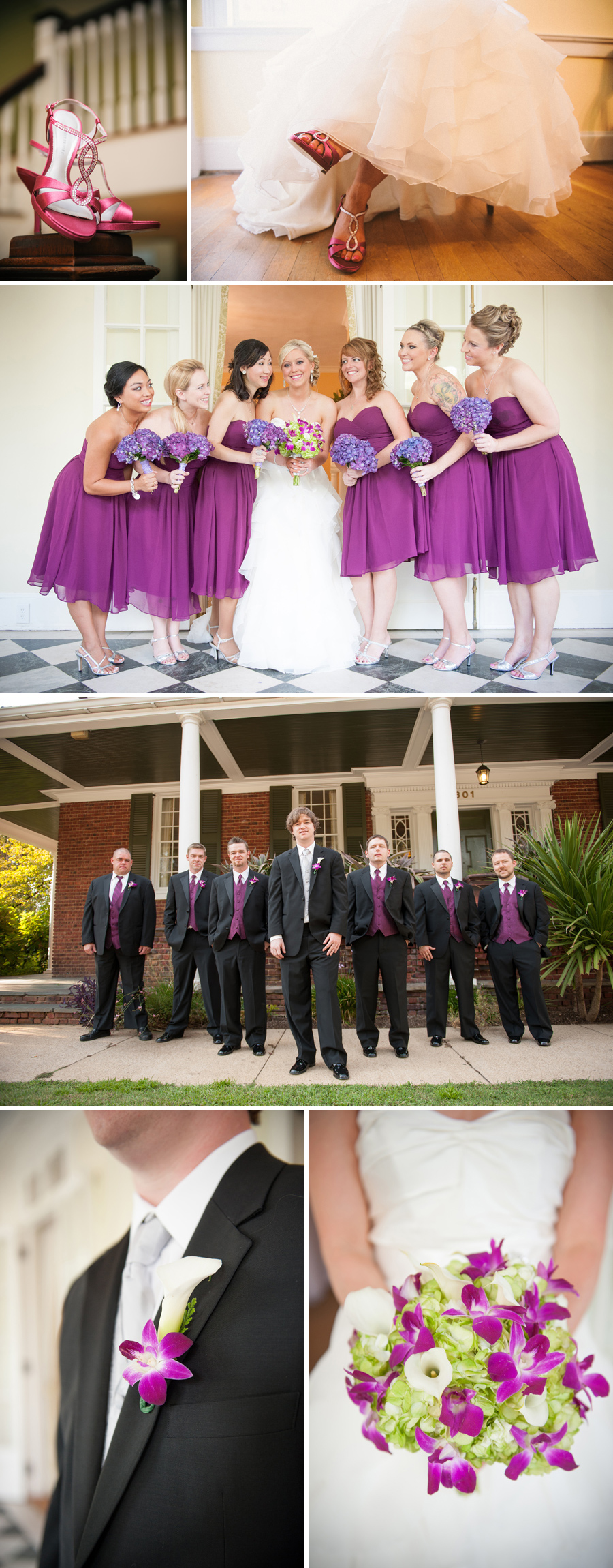 Lyndsay and Berry wedding at Seibel's House and Gardens Columbia SC