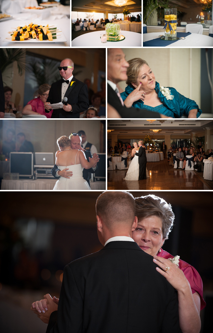 Bess and Tyler wedding reception at the Capital City Club Downtown Columbia, SC