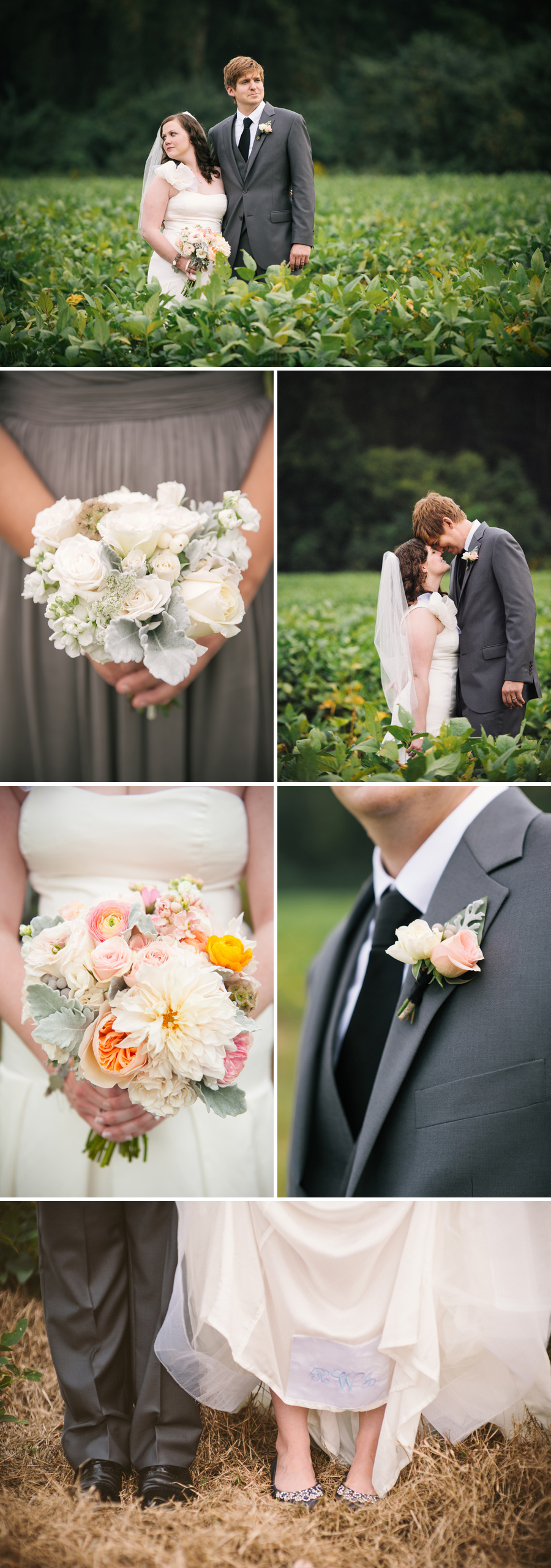 Romantic rustic wedding in Boykin, SC