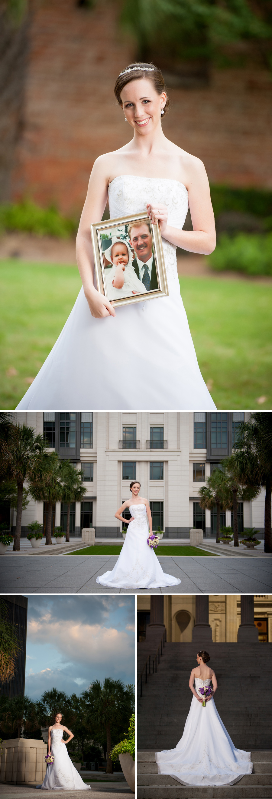 Alyssa bridal portrait session Columbia SC