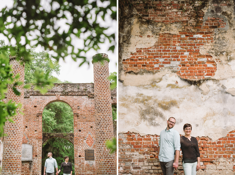 mari-matt-engagment-old-sheldon-church-beaufort