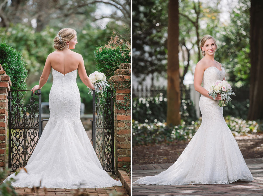 Jenna rocks her dress columbia sc wedding and for Wedding dresses columbia mo