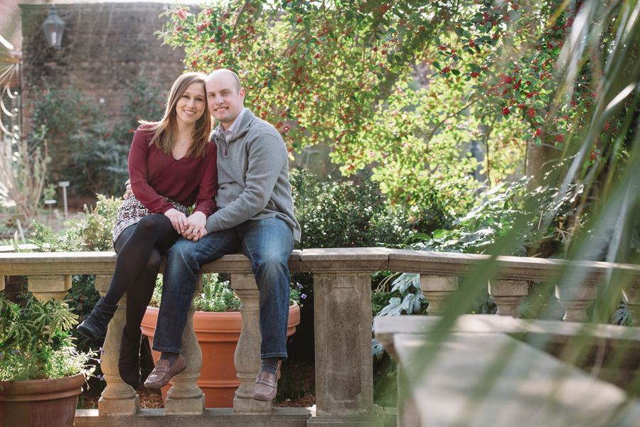 Columbia Zoo engagement