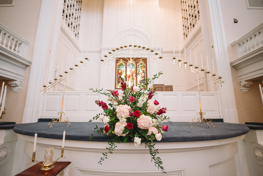 boyce chapel first baptist flower arrangements