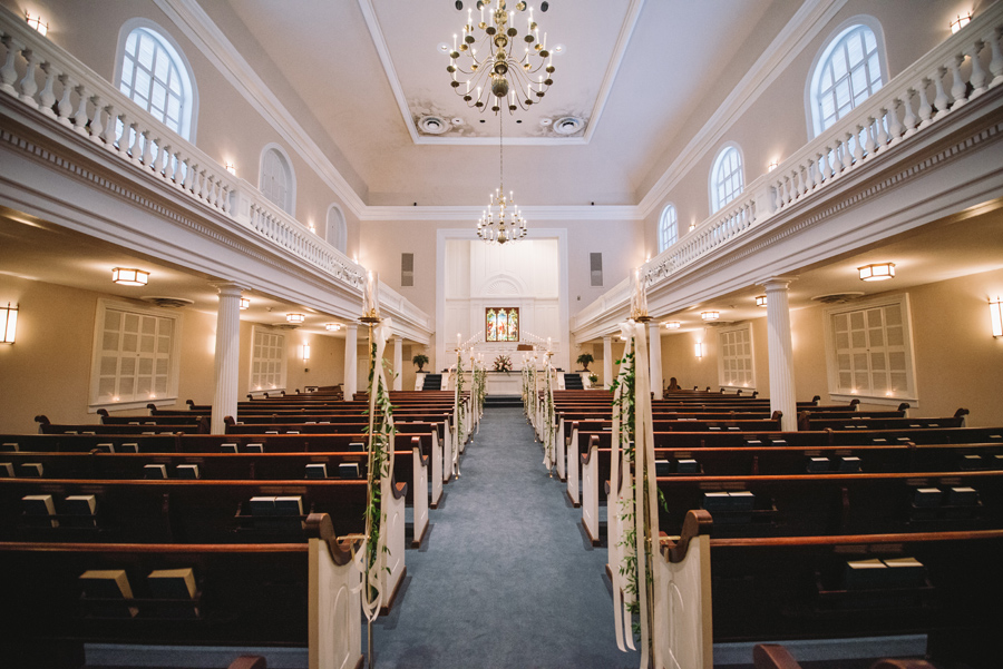 boyce chapel sanctuary