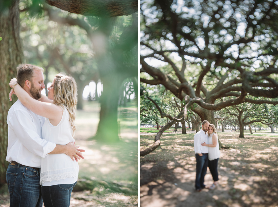 engagement session charleston sc