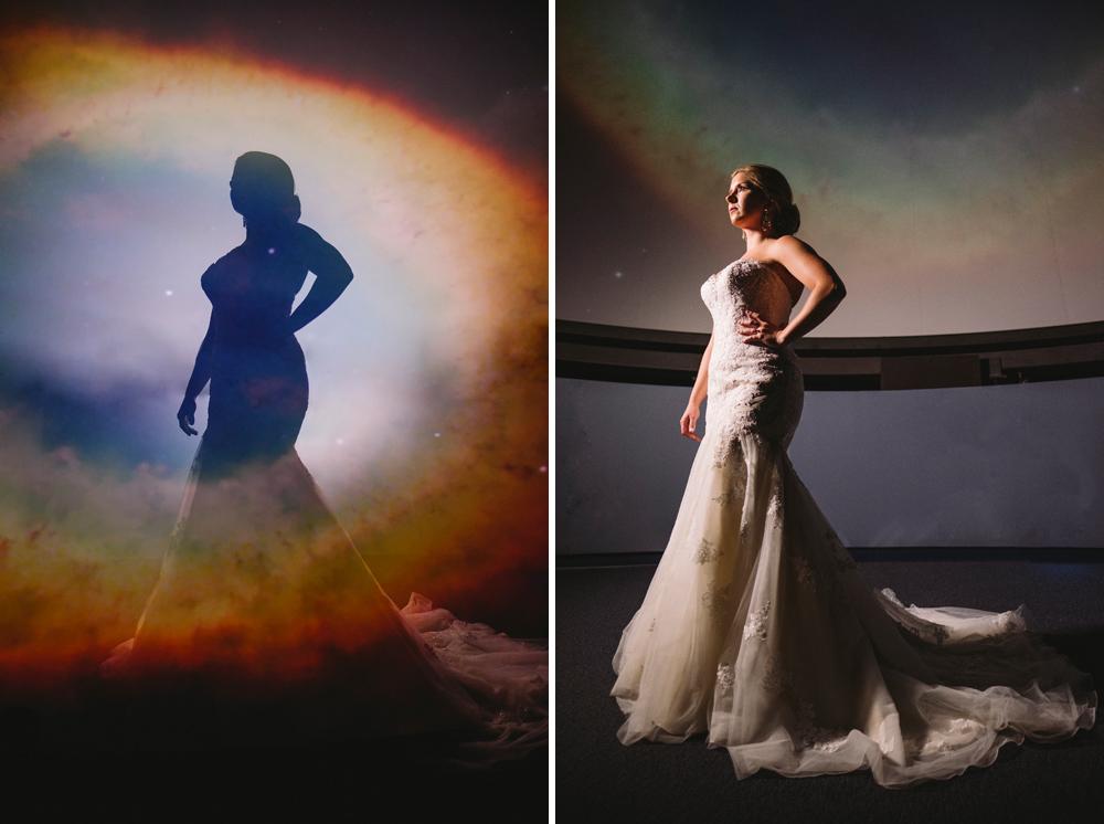 planetarium bridals