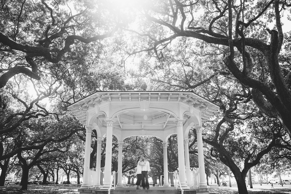 White Point Gardens (Battery) / Charleston / SC