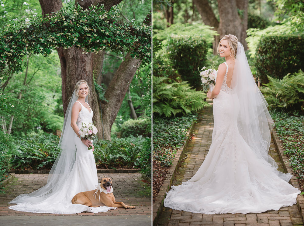 Wedding Garden / Governors Mansion / Columbia / SC