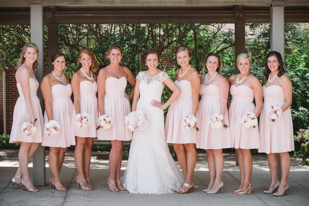 bridesmaids formal