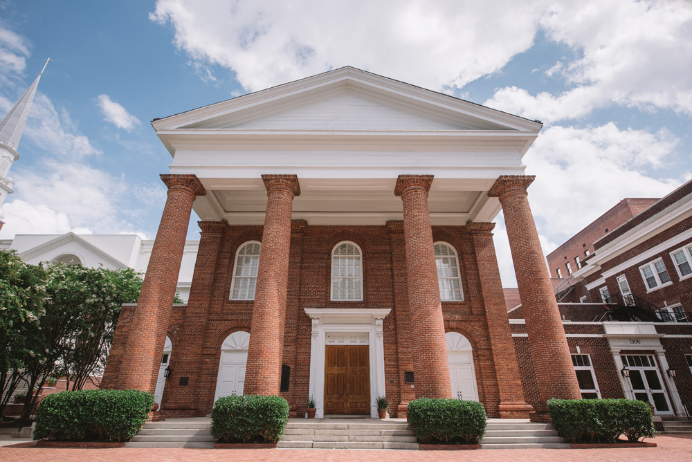 boyce chaple columbia first baptist