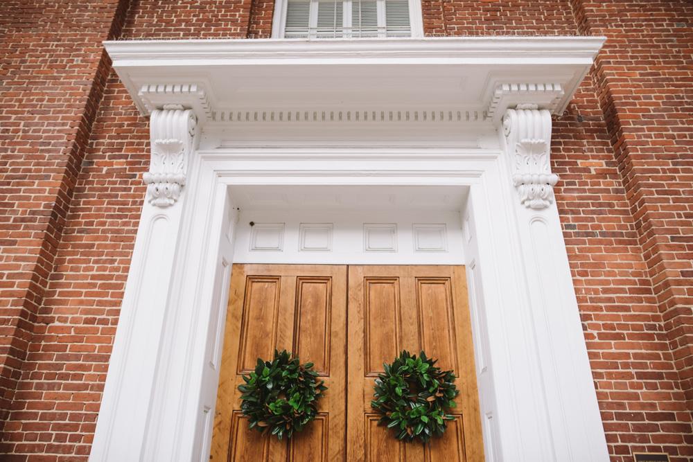 magnolia wreathes boyce chapel