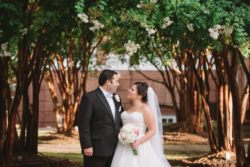 columbia first baptist wedding