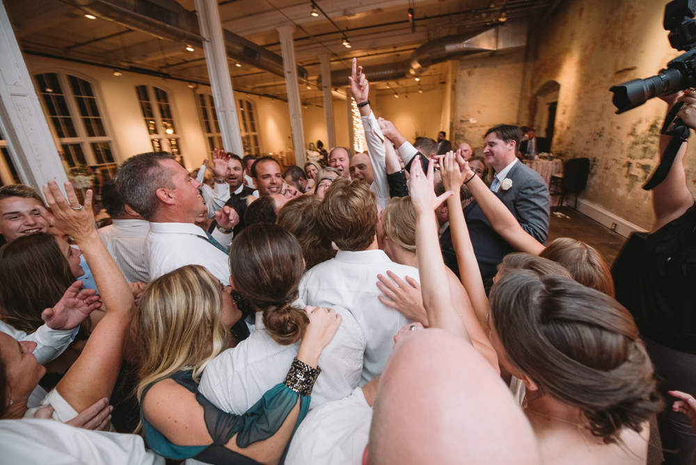 wedding reception 701 Whaley