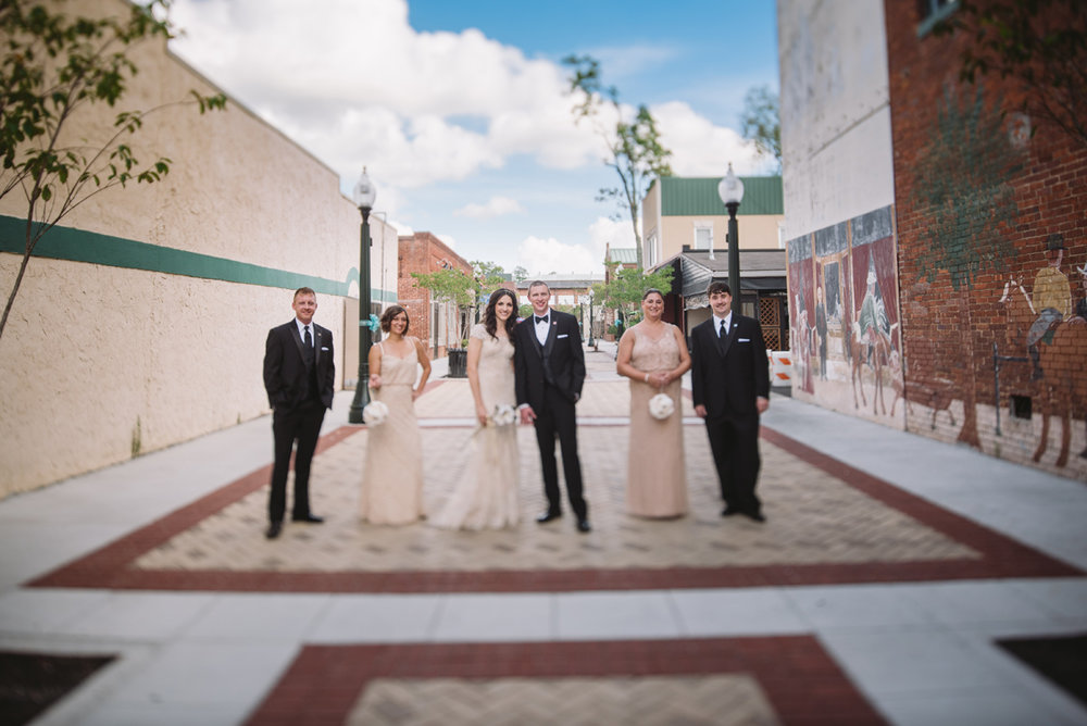 downtown aiken sc wedding