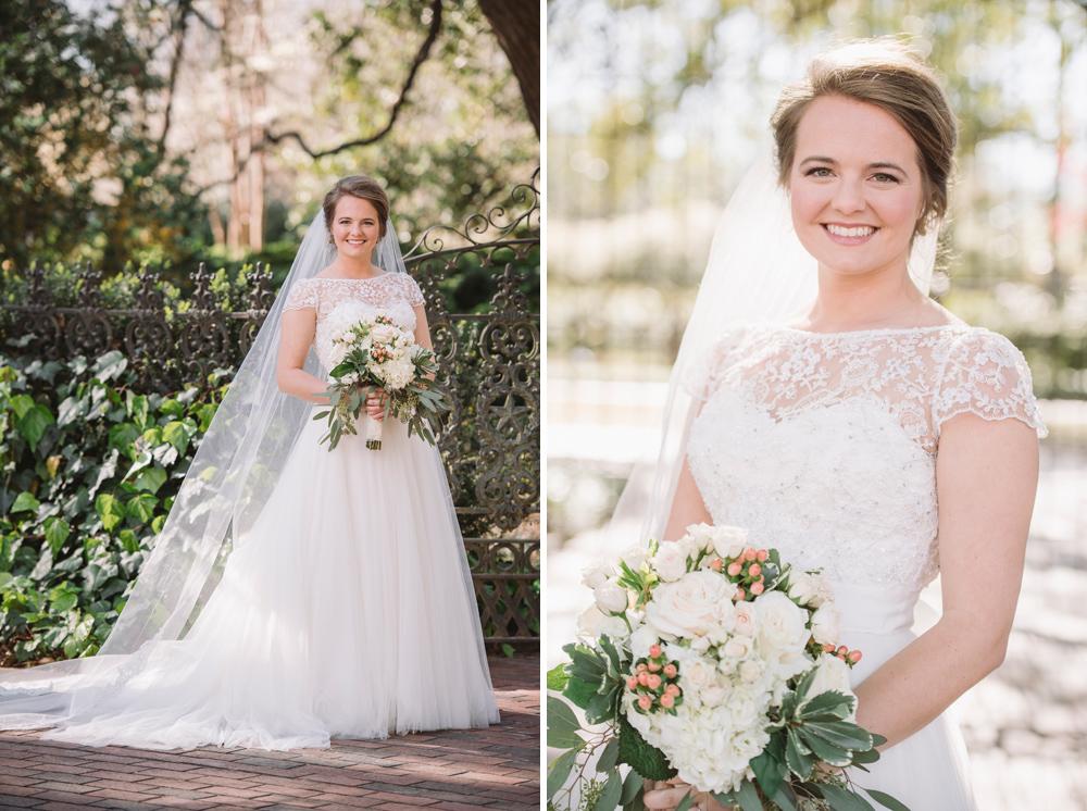 bridal portait photographers