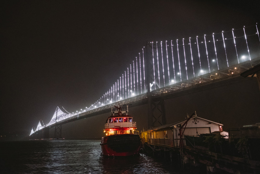 bridge to Oakland