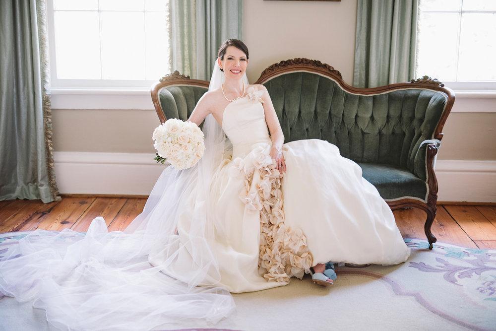 lace house bridal