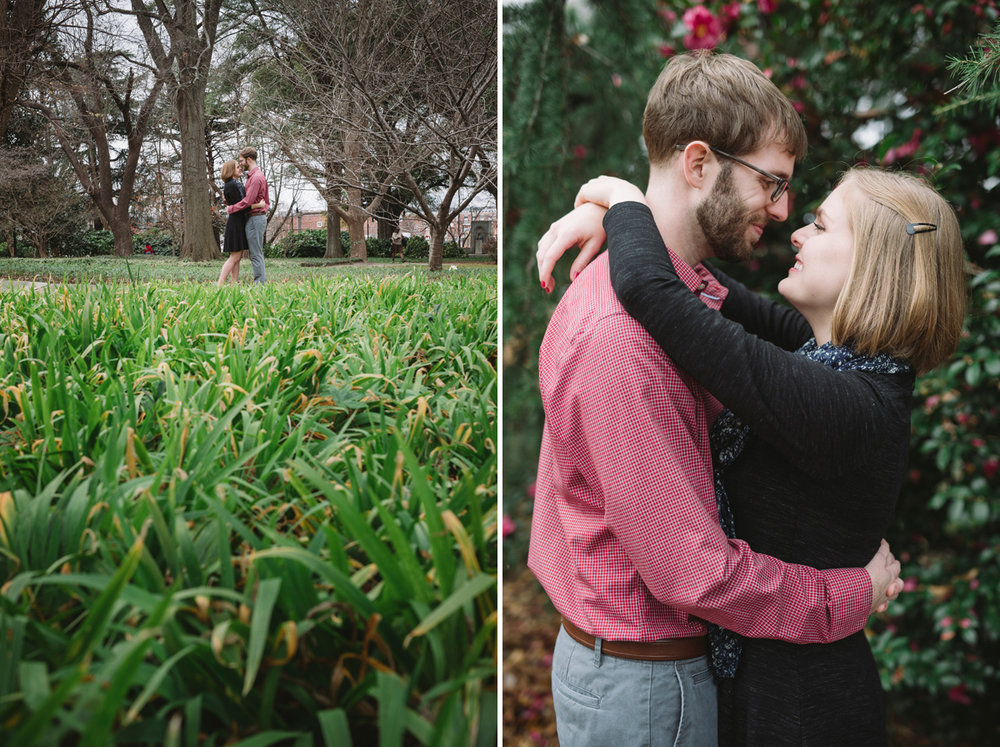 columbia engagement photographres