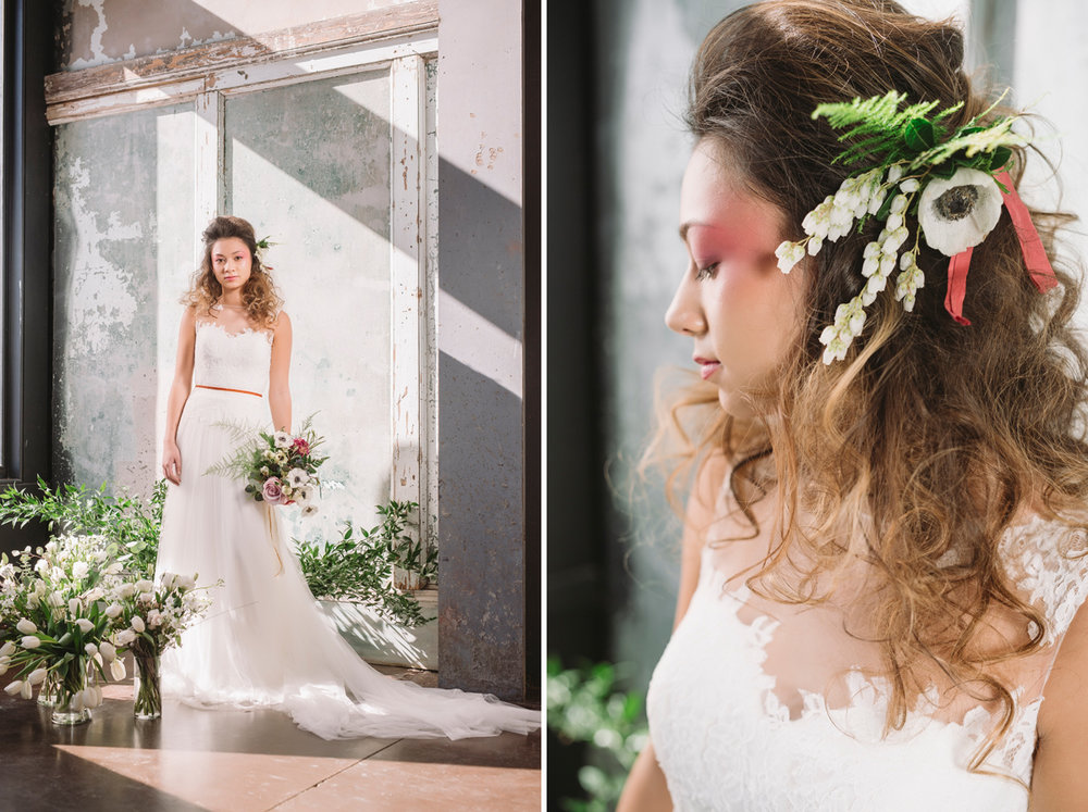editorial bridal
