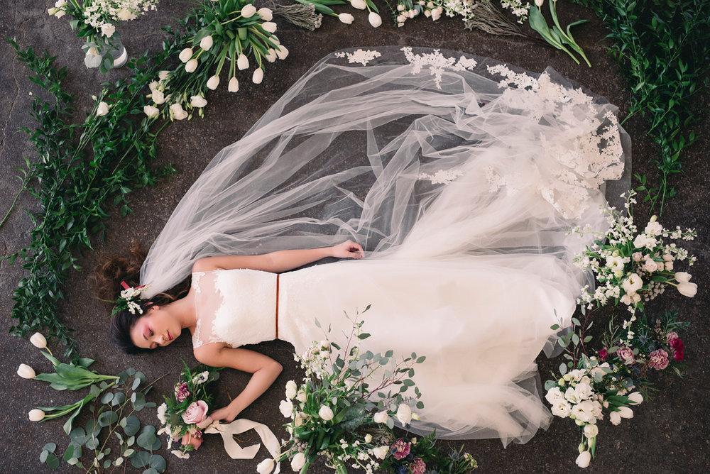 floral bridals