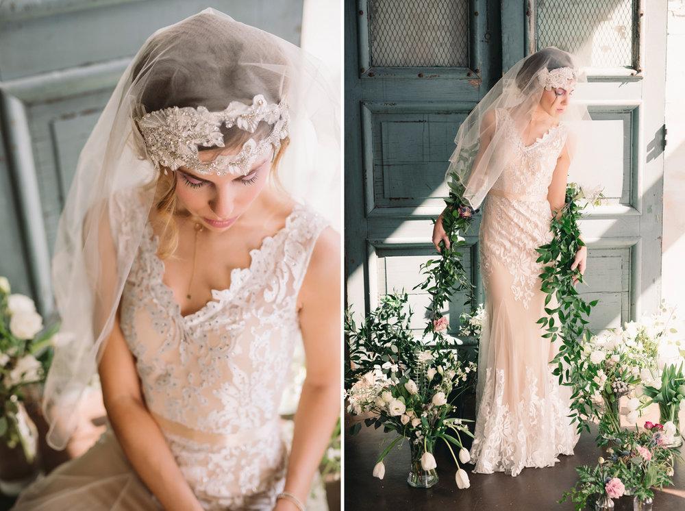 bridal floral inspiration