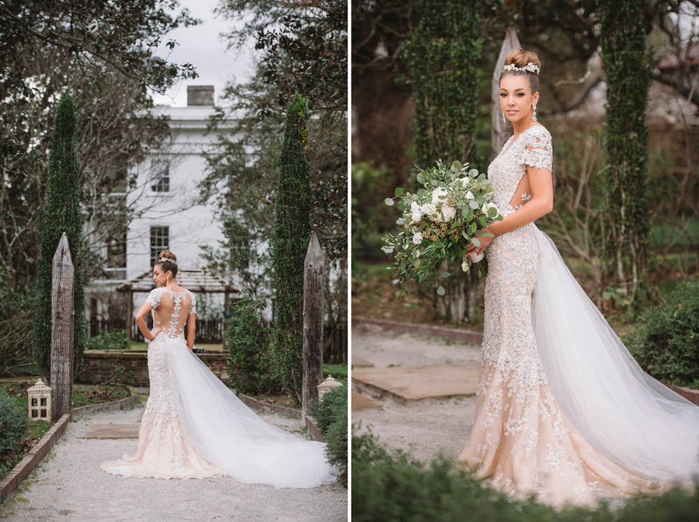 Perfect bridal portraits
