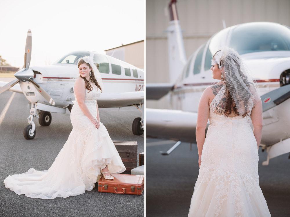 airplane bridal
