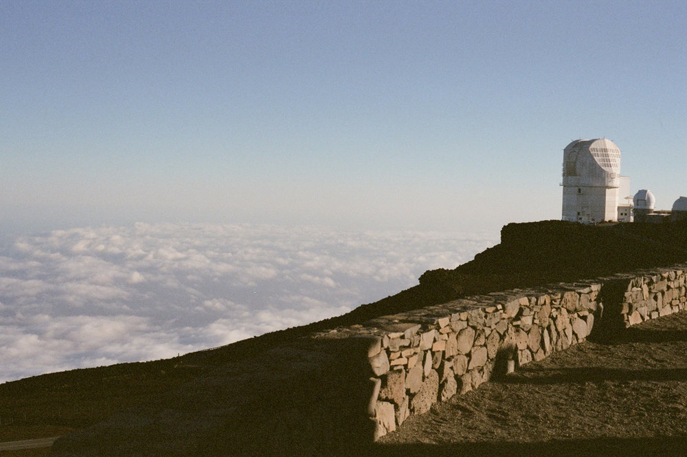 mount haleakala observatory