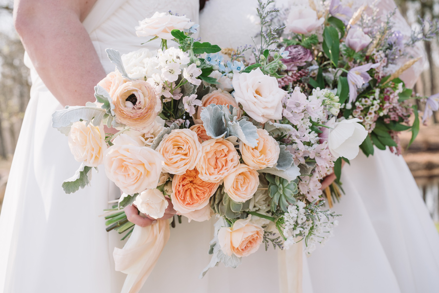 fern studio bridal bouquets