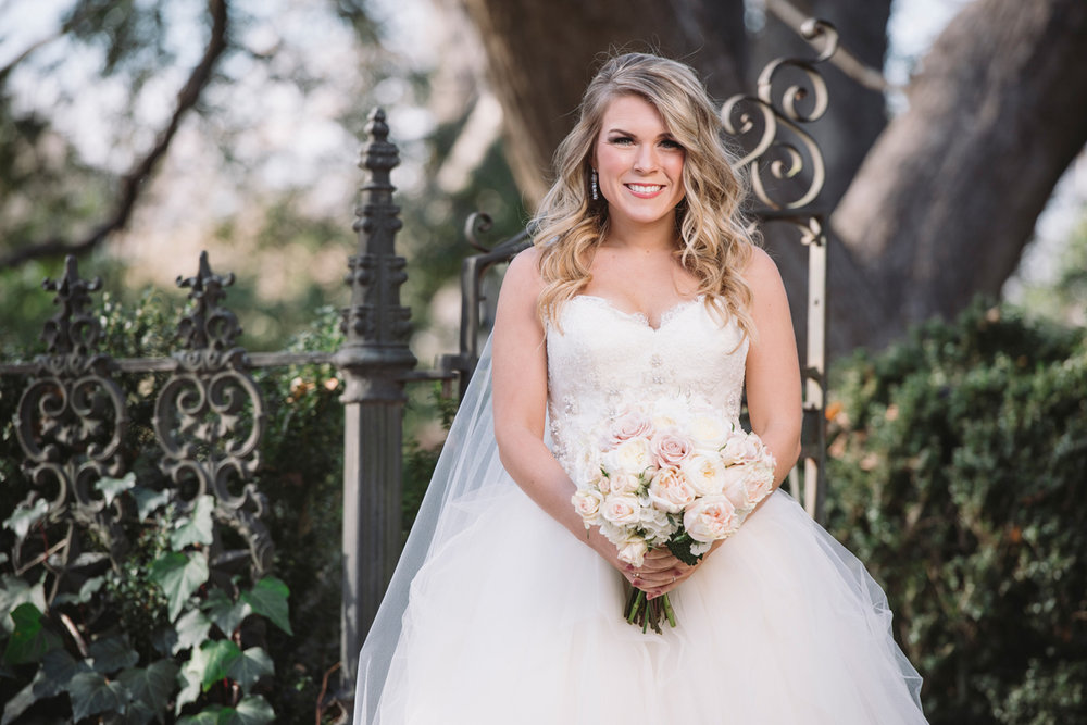 lace house ball gown bridal portraits