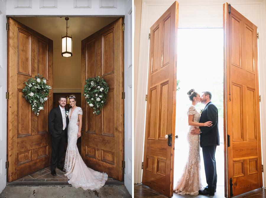 boyce chapel wooden doors