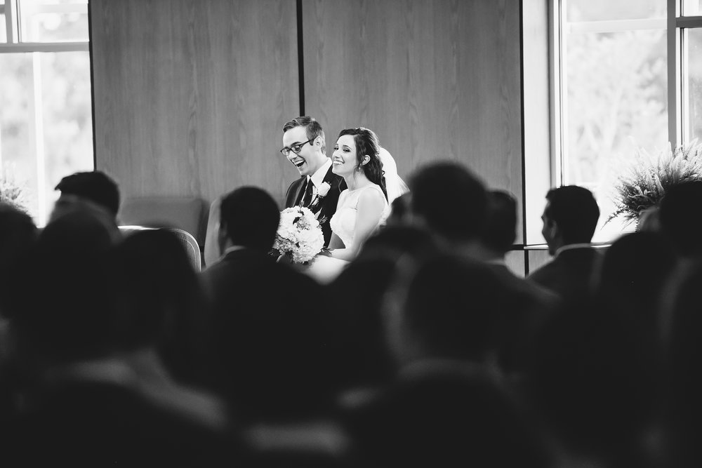 Cardinal Newman Wedding / Columbia, SC