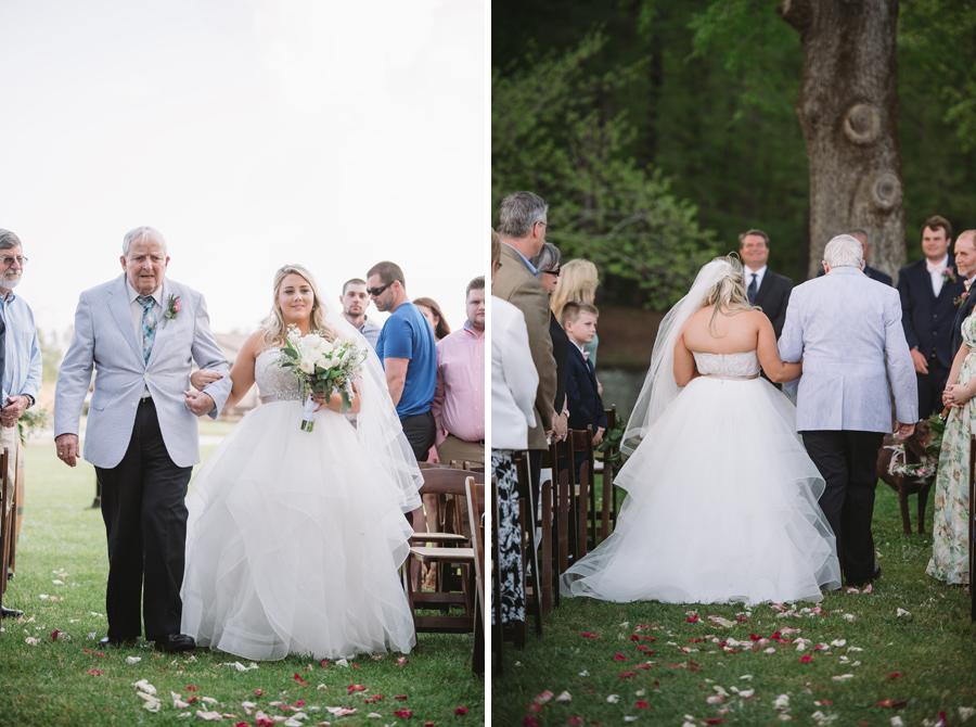 wedding ridgeway sc