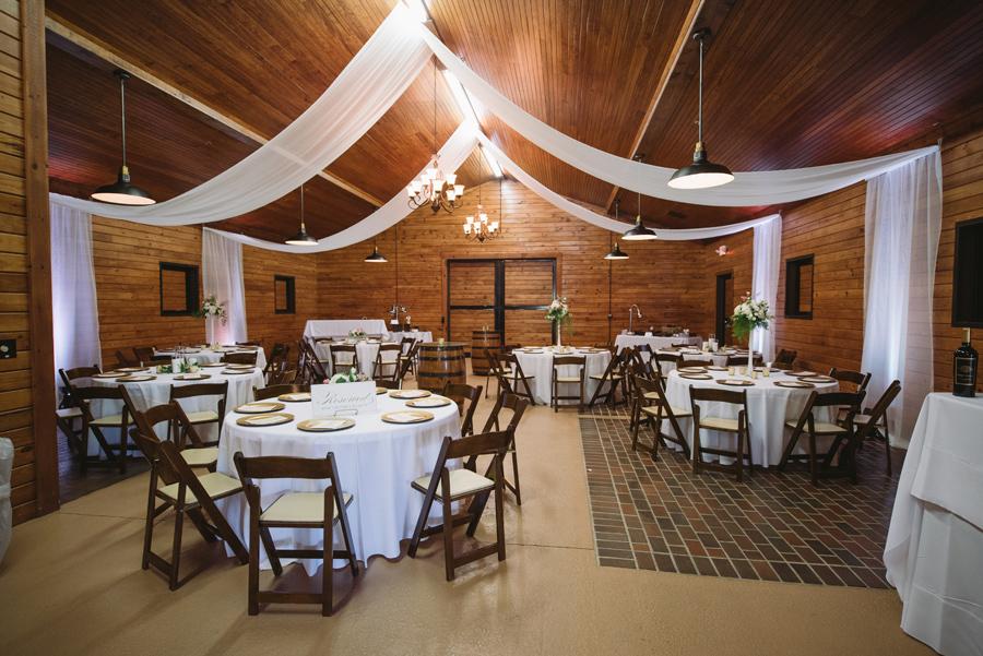 wedding reception farm at ridgeway