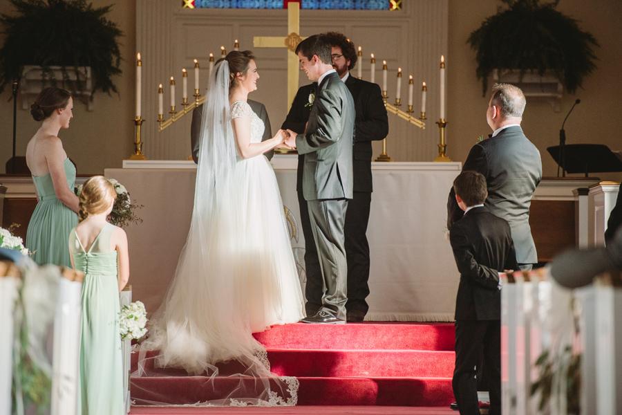 wedding ceremony orangeburg
